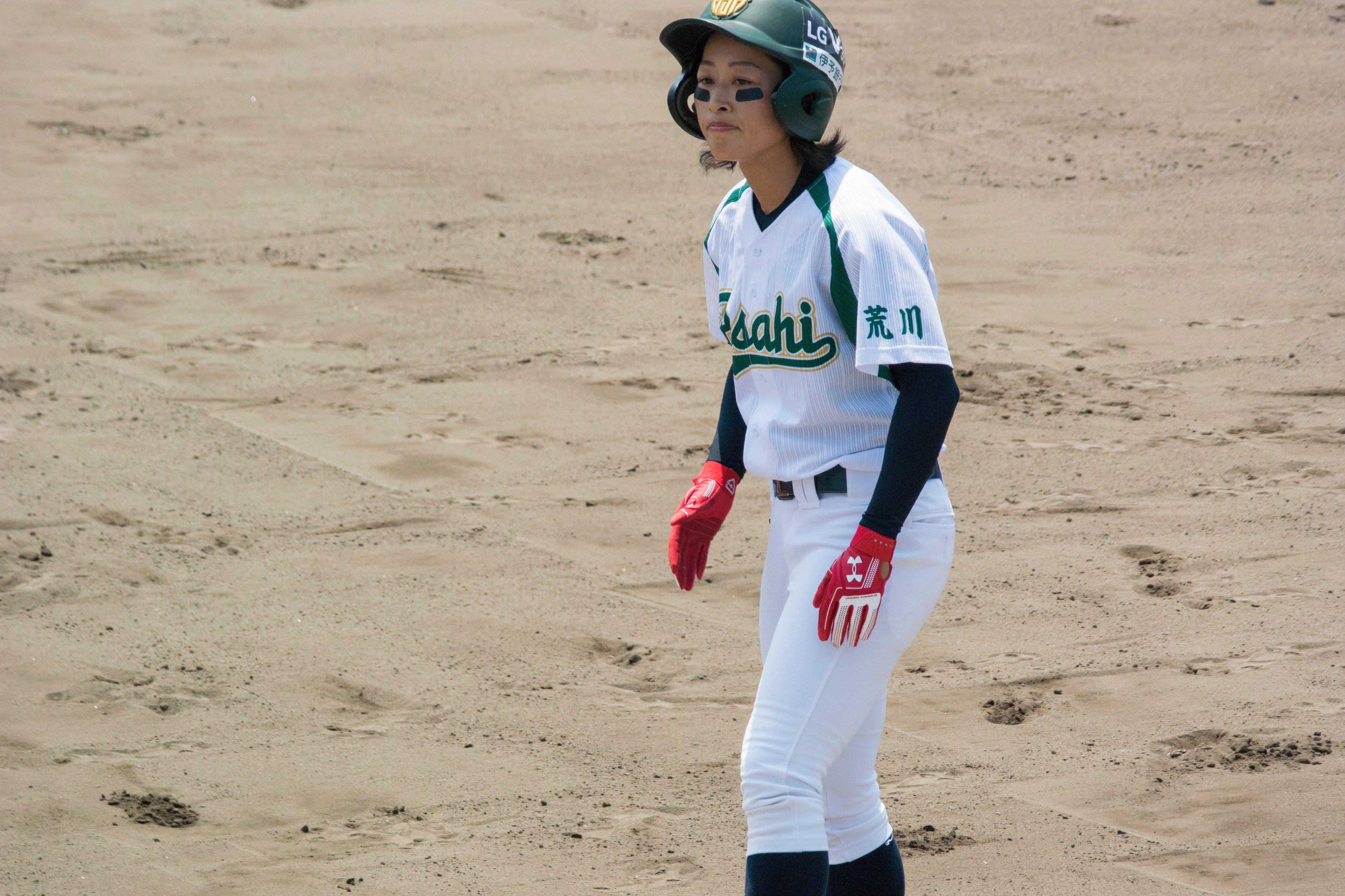 志村亜貴子選手
