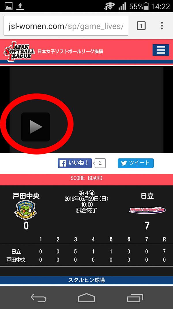 日本女子ソフトボール機構6